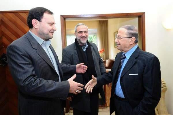 ابو زينب:الرئيس عون ورغم الضغوطات الدولية ابدى موقفا صلبا داعما للمقاومة