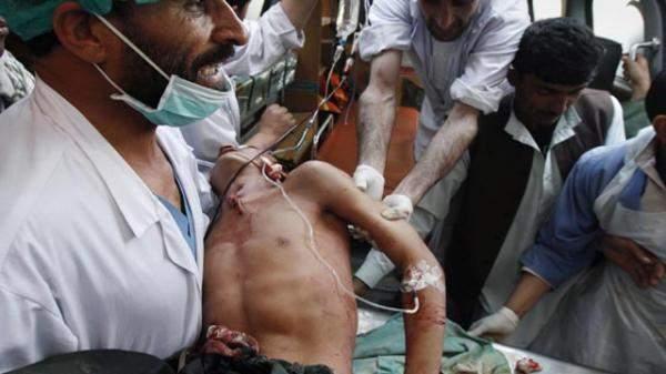 مقتل شخصين وإصابة 10 آخرين بانفجار لغم أرضي غربي أفغانستان