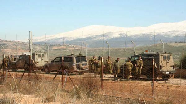 النشرة: الجيش الإسرائيلي تفقد الطريق العسكري المحاذي للسياج الحدودي