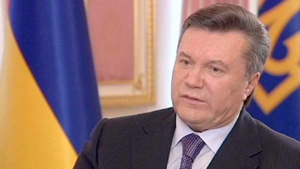 النائب العام الروسي: لا أسس قانونية لتسليم يانوكوفيتش لأوكرانيا