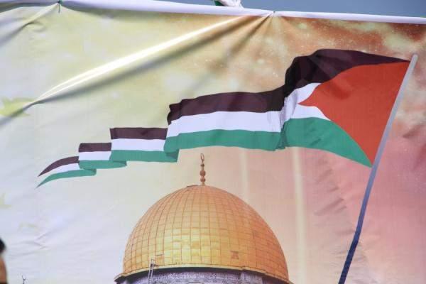 احياء يوم القدس العالمي في مركز معروف سعد في صيدا