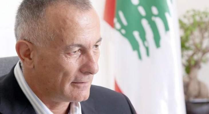 روكز: الاعتداء على الجيش اللبناني والقوى الأمنية ممنوع ومدان