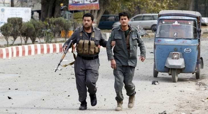 داخلية أفغانستان:مقتل 8 من طالبان واصابة  10آخرين باشتباكات مع قوات الأمن غرب البلاد