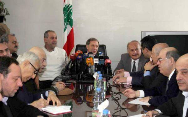 إجتماع في المجلس الوطني للإعلام بحث في مشاكل الإعلام الإلكتروني