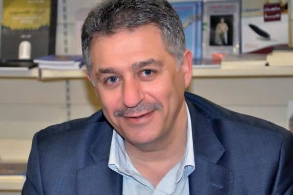 دبور يلتقي نائب الامين العام للجبهة الديمقراطية فهد سليمان