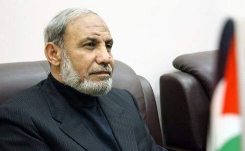 """محمود الزهار: """"حماس"""" أعطت حكومة التوافق فرصة ولن نبقى أسرى لضعفها"""