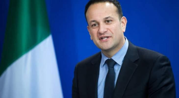 رئيس وزراء أيرلندا: استقالة ماي تنذر بمرحلة خطرة جدا علينا