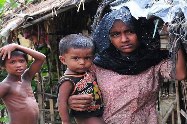 السلطات الإندونيسية تعثر على قارب يقل 81 من أقلية الروهينغا المسلمة