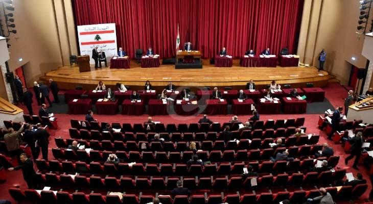 الشرق الأوسط: كلمة بري الإفتتاحية في الجلسة التشريعية من العيار الثقيل