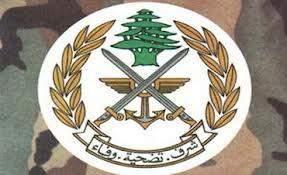 الجيش: دهم منزلي مطلوبين في الشراونة وحورتعلا وضبط مخدرات