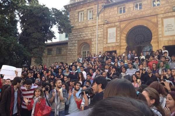 تصنيف الجامعة الاميركية في بيروت الجامعة الأولى في المنطقة العربية