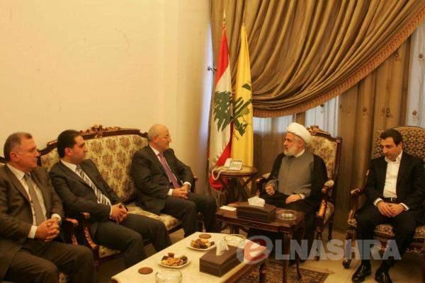 لقاءات مستمرة غير معلنة بين حزب الله والاشتراكي لحل الخلافات