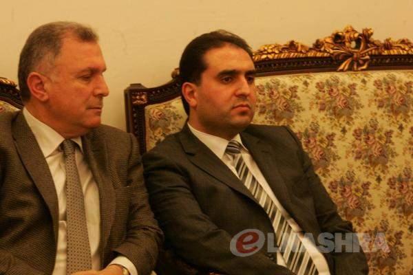 ظافر ناصر: الخيار التوافقي هو ضروري لانجاز الإستحقاق الرئاسي