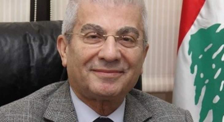 """ناجي غاريوس لـ""""النشرة"""": القمة الاقتصادية قائمة وعلامات استفهام حول حملة """"عين التينة"""" على بعبدا"""