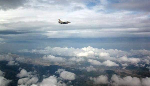 الطيران الحربي الإسرائيلي يحلق على علو منخفض جدا في سماء جنوب لبنان