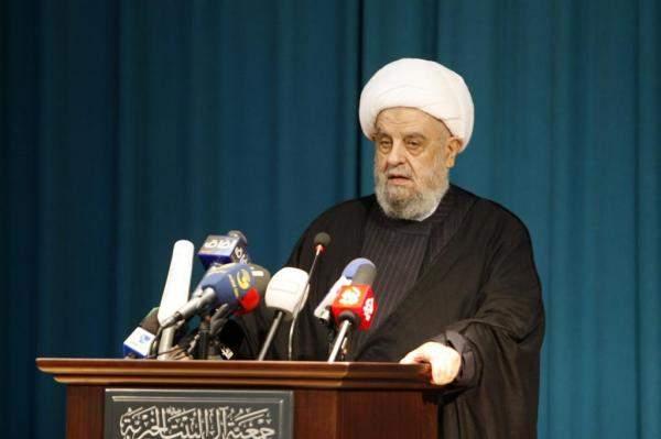 المجلس الشيعي: الشيخ قبلان بصحة جيدة ويمارس عمله كالمعتاد