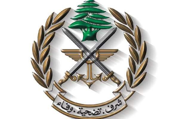 الجيش: منظمات غير حكومية ستفجر غداً ذخائر غير منفجرة في بلدتي حولا ويارون