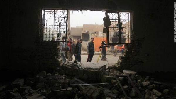 رويترز عن مصدر أمني عراقي: انفجار قرب معبر على الحدود مع الكويت