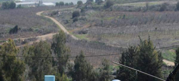 الجيش واصل حملة ازالة عبارات وجسور في قرى حدودية مع سوريا في الهرمل