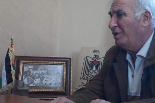 صبحي أبو عرب: لم يشاهد أحد شادي المولوي أو غيره في مخيم عين الحلوة