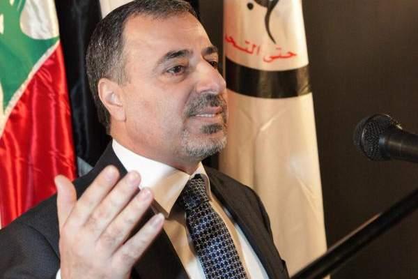 رئيس الحزب السوري القومي: نثمّن دعوة عون الى السوق المشرقيّة ويجب البدء بخطوات بهذا الاتجاه