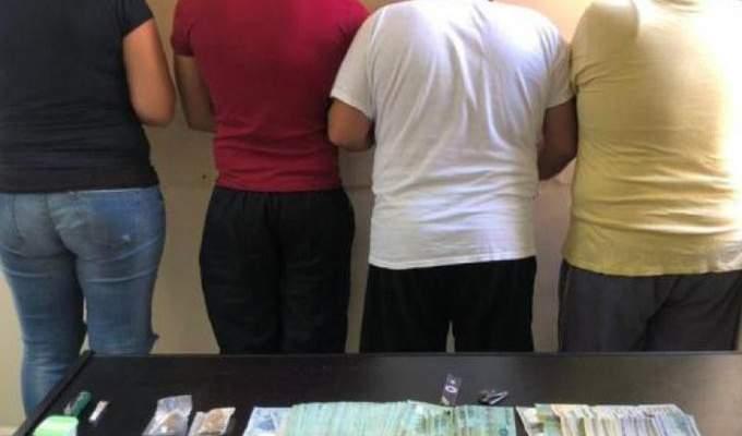 قوى الأمن: توقيف شخص يجند آخرين لتشكيل شبكات ترويج مخدرات بجبل لبنان وإلقاء القبض على أفرادها