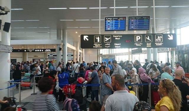 الاخبار: روايات متضاربة حول التعامل مع مسافر سوري الجنسية تعرض لذبحة قلبية بالمطار