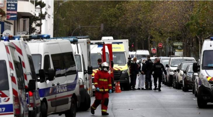 """توقيف مشتبه به في الهجوم قرب مكاتب """"شارلي إيبدو"""" سابقا بباريس و2 من المصابين بحالة حرجة"""