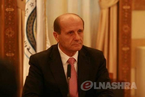 شربل: حكومات الوفاق الوطني لا يجوز أن تحكم وأنا مع إنهيار الدولة