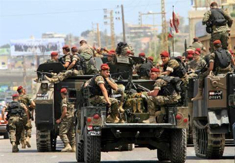 النشرة: الجيش نفذ انتشارا واسعا عند مدخل مدينة بعلبك الجنوبي لمنع الإنتشار المسلح