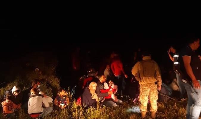 الجيش: إحباط عملية تهريب 69 سوريًا عبر البحر إلى قبرص وتوقيف المهرب