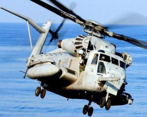 وسائل إعلام أميركية: فقدان 5 عسكريين أميركيين بسقوط مروحيتهم من حاملة طائرات بالمحيط الهادي