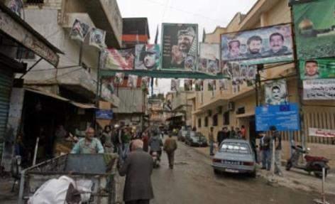 قلق داخل المخيمات الفلسطينية في بيروت بعد الأحداث الأمنية الأخيرة