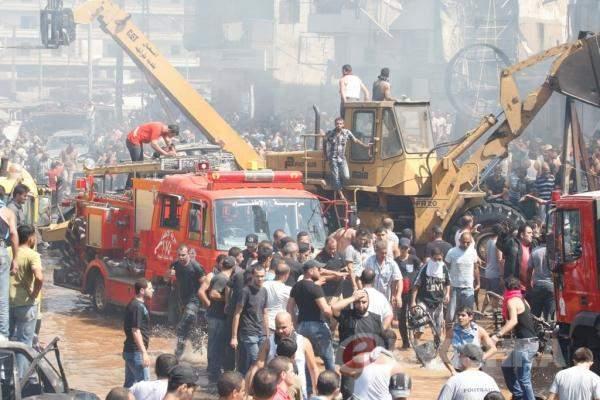 واشنطن بوست: ضاحية بيروت تتحول الى هدف بعدما وصلت حرب سوريا الى لبنان