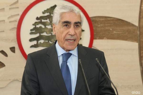 انطوان سعد: ملتزم بقرار النائب جنبلاط بالاقتراع للنائب ميشال عون