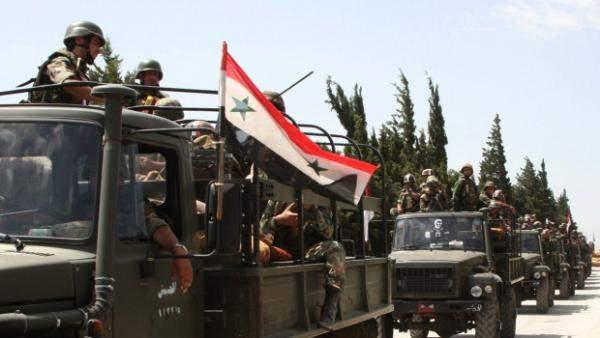 الوطن السورية: أنباء عن استقدام الجيش لتعزيزات إضافية إلى مدينة دير الزور