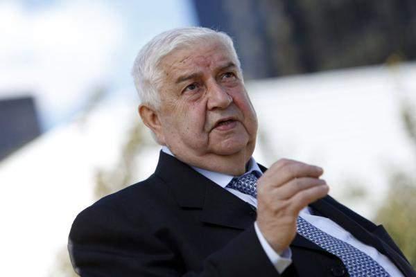 وفاة وزير الخارجية والمغتربين السوري وليد المعلم