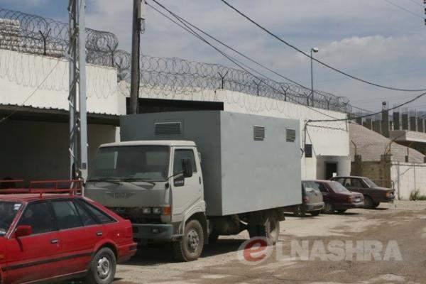 انتفاضة في صفوف المساجين في سجن زحلة وأعمال شغب وتكسير كل الأبواب