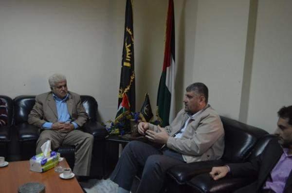 الرفاعي: الصراعات الدائرة في المنطقة لا تخدم القضية الفلسطينية