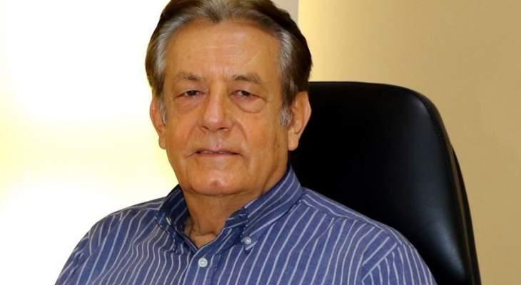 هارون: لا نقص بمادة الأوكسيجين في لبنان وهناك مصنعان كبيران يلبّيان الطلب