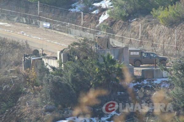 3 دبابات اسرائيلية اجتازت السياج الفاصل في خراج العديسة