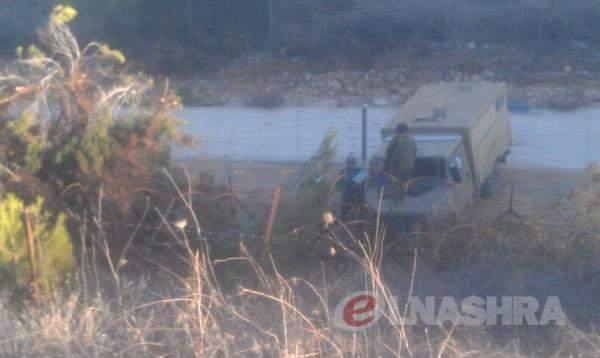الجيش الاسرائيلي اطلق قنابل مسيلة للدموع على تجمعات في العديسة