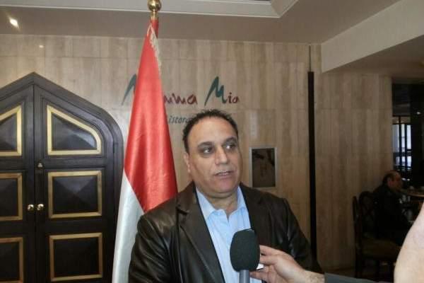 محافظ حمص: الحوار بين السوريين دون تدخل من أحد من شانه اعادة الامن