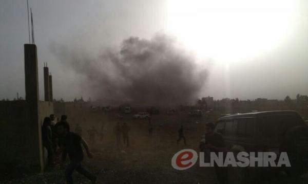 سكاي نيوز: سقوط 3 صواريخ كاتيوشا قرب مطار أربيل الدولي بكردستان العراق