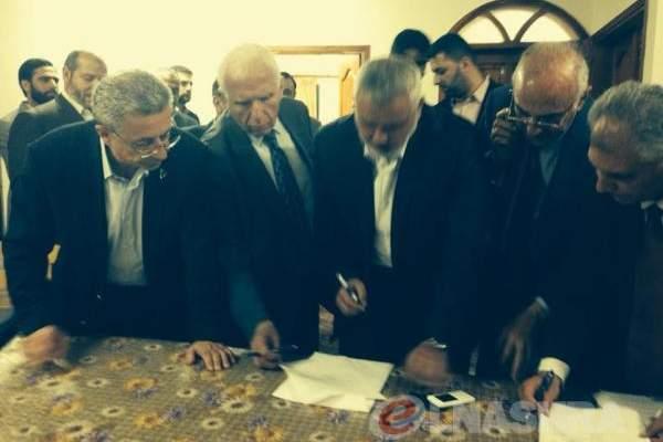 مصر تستضيف حوار الفصائل الفلسطينية لبلورة تفاصيل الانتخابات