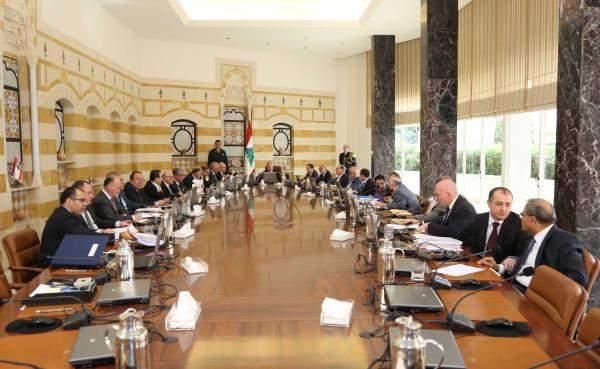 انتهاء الاجتماع الأمني في السرايا
