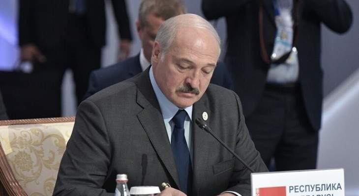 رئيس بيلاروسيا: سنقدم مشروعا مربحا بمجال صناعة الصواريخ إلى أوكرانيا