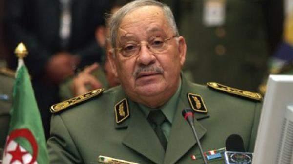 رئيس الأركان الجزائري: الوضع بالبلاد شأن داخلي يقتضي حلولا من واقعها