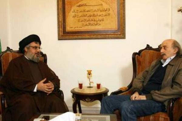 """بين """"حزب الله"""" وجنبلاط... هل اقترب """"الفرج""""؟!"""