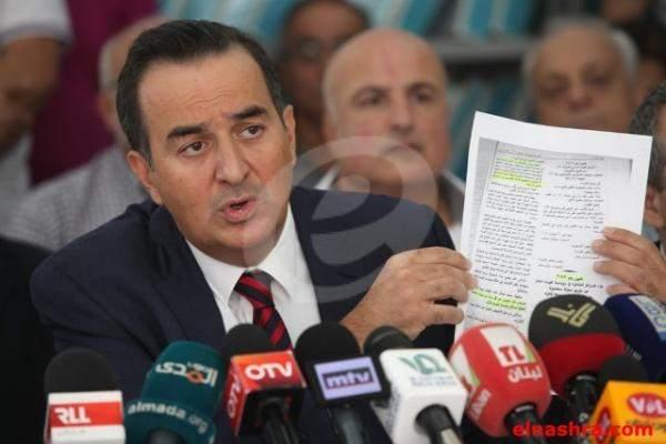 حايك: كهرباء فرنسا أثبتت ان خطوط التوتر لكهرباء لبنان تتماشى مع معايير الاتحاد الاوروبي